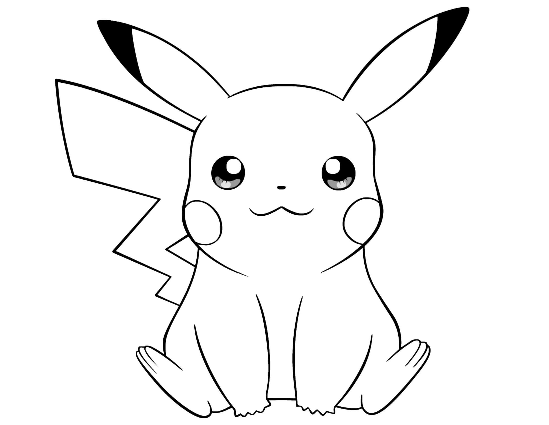 Dibujos De Pokemon Para Colorear En El Ordenador. Stunning