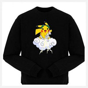 Sudaderas Pikachu