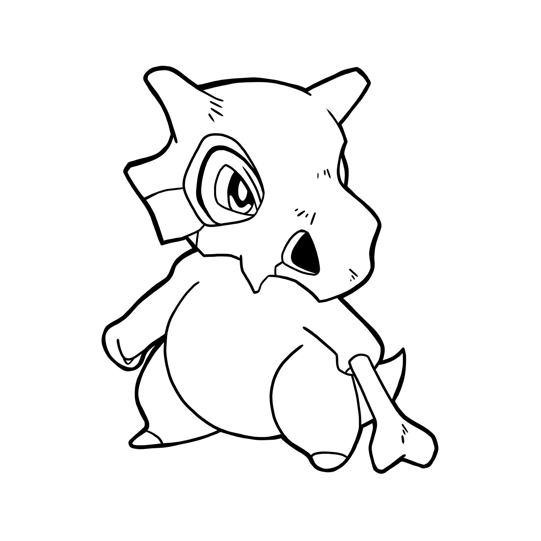 dibujos para imprimir pokemon