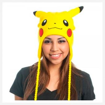Gorros Pikachu