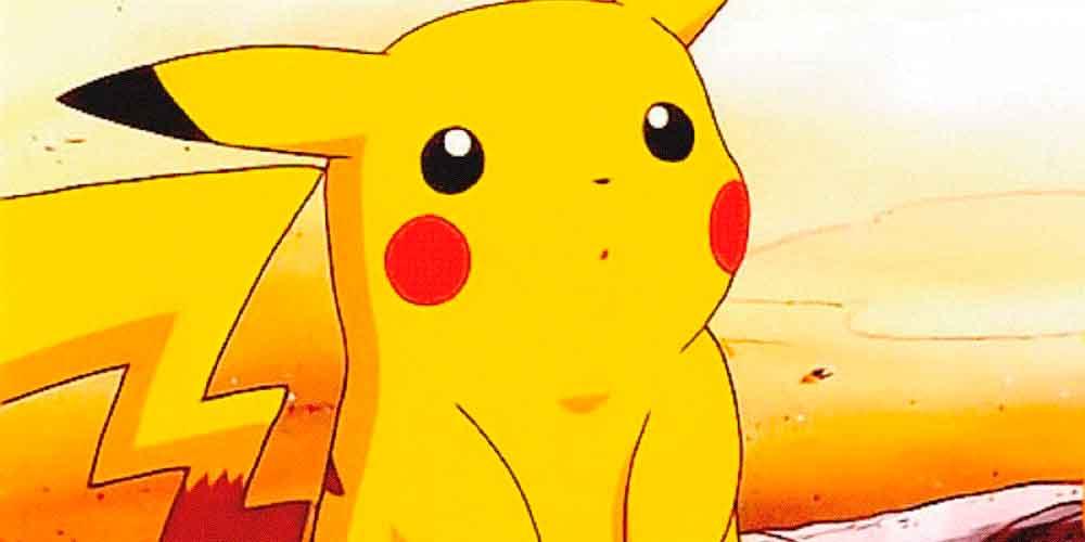 Dibujos Pikachu Para Dibujar Imprimir Colorear Y Recortar