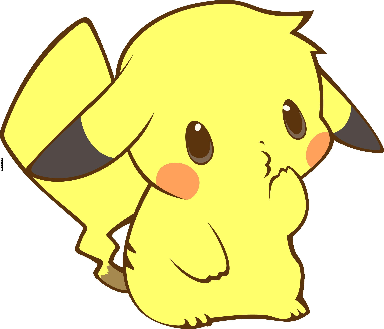 Galeria Dibujos Pikachu Kawaii on Dibujos Kawaii Para Colorear