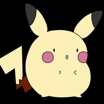 Pikachu Kawaii Dibujos Para Dibujar Colorear Imprimir Y Recortar